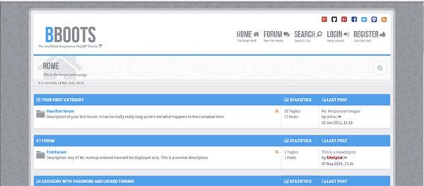 bbpress forum themes
