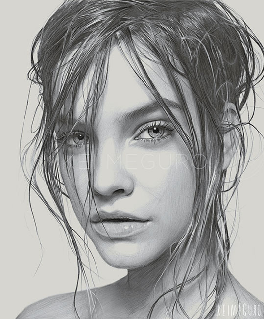 15 Amazing Pencil Drawings Masterpieces Sketches Italkcool