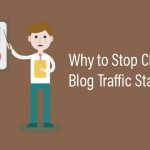 stop checking blog stats traffic daily