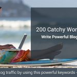 catchy words list powerful blog titles