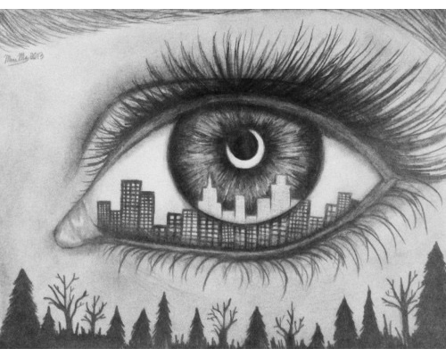 cool pencil drawings