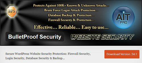 Best Free Security Plugins for WordPress