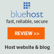 bluehost review wordpress blogger