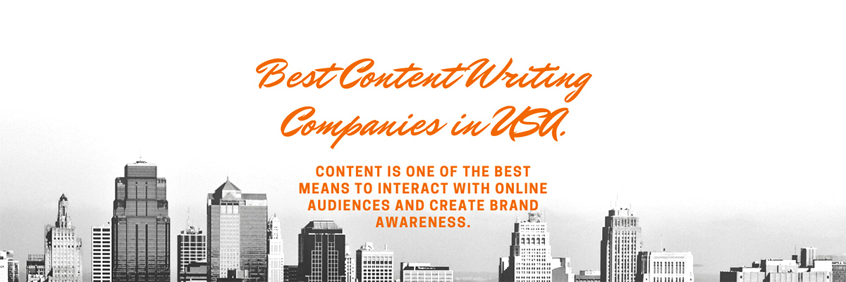 best content writing companies in usa